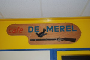 Cafe de merel