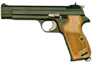 Militair pistool